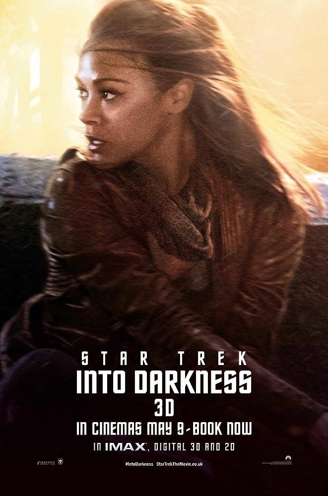 Zoe Saldana in Star Trek Into Darkness (2013)