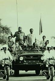 Cuba, une odyssée africaine Poster