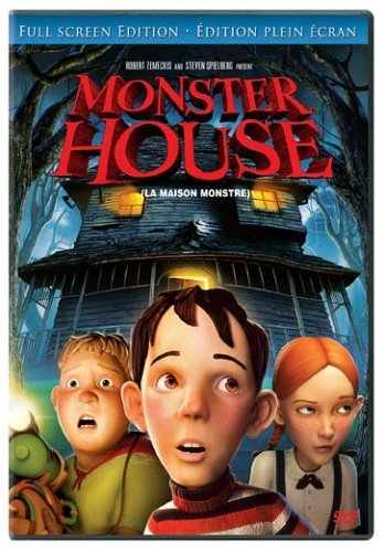Monster House (2006) Hindi Dual Audio 480p BluRay x264 ESubs 300MB