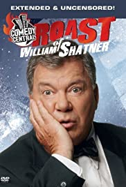 Comedy Central Roast of William Shatner Poster