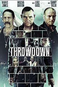 Danny Trejo, Vinnie Jones, Mischa Barton, Luke Goss, and Timothy Woodward Jr. in Beyond Justice (2014)