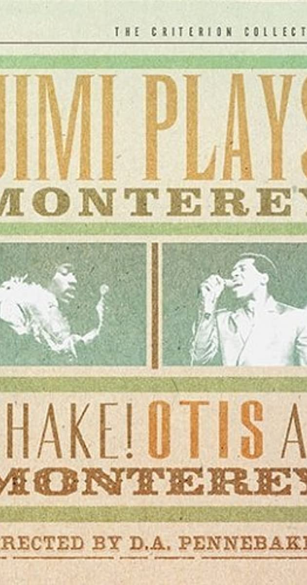 Shake!: Otis at Monterey (1987)