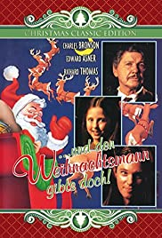 Yes Virginia, There Is a Santa Claus Poster