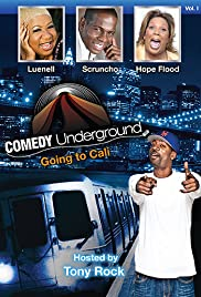 Comedy Underground, Going to Cali, Vol. 1 Poster