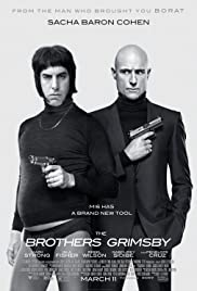 The Brothers Grimsby (2016) Poster - Movie Forum, Cast, Reviews
