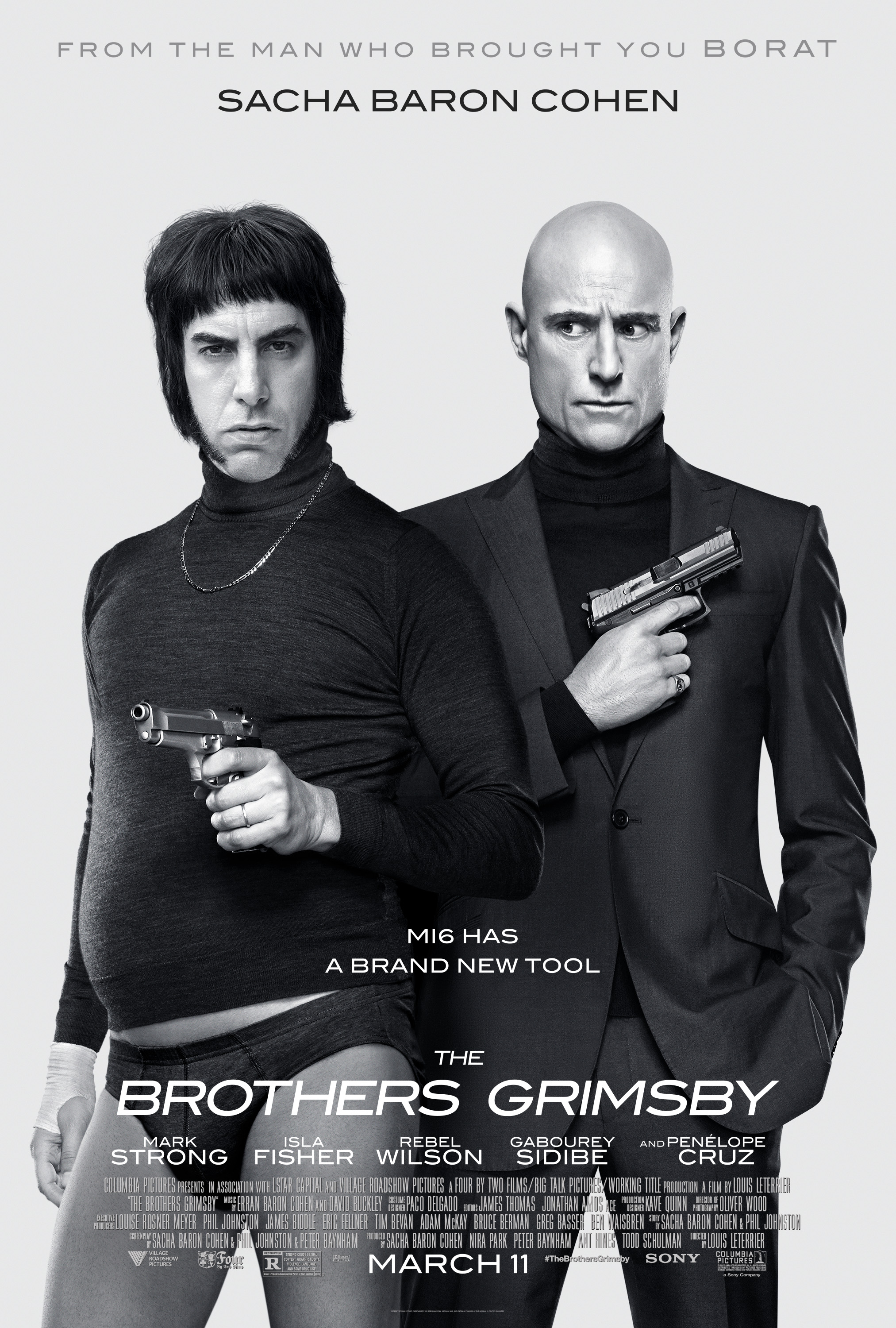 The Brothers Grimsby (2016) BluRay 480p, 720p & 1080p