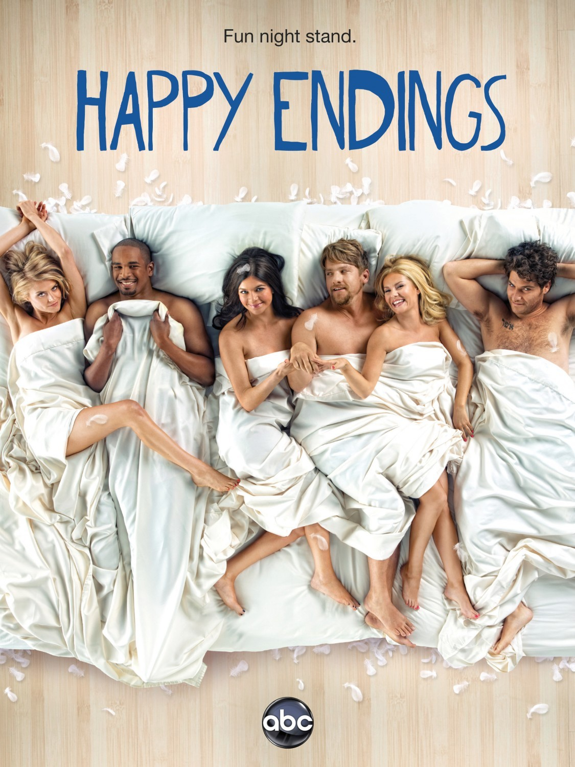 Happy Endings (M/M)