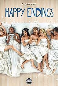 Happy Endings (2011) Poster - TV Show Forum, Cast, Reviews