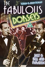 Jimmy Dorsey and Tommy Dorsey in The Fabulous Dorseys (1947)