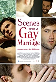 Scenes from a Gay Marriage Poster