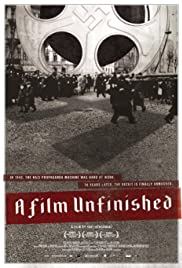 A Film Unfinished (2010) Shtikat Haarchion 1080p