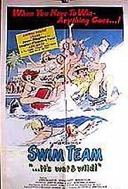 Swim Team Larry Buchanan