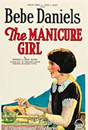 The Manicure Girl Poster