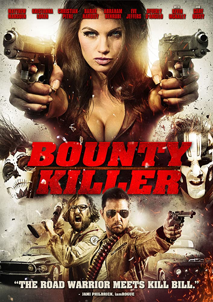 Bounty Killer Streaming VF