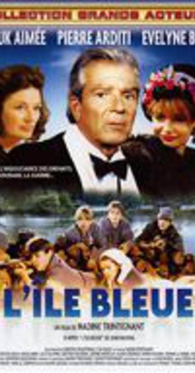 L'île bleue (TV Movie 2001) - Full Cast & Crew - IMDb