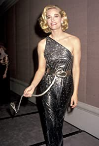 Cybill Shepherd at an event for The 47th Annual Golden Globe Awards 1990 (1990)