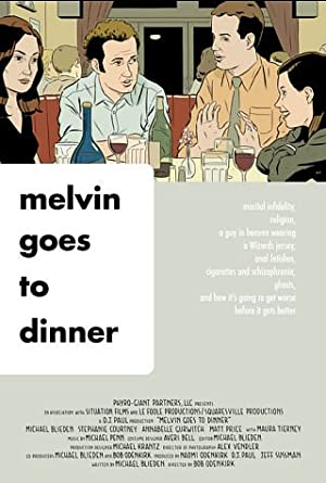 Where to stream Melvin Goes to Dinner