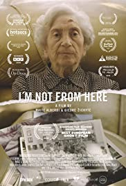 I'm Not from Here Poster