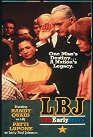 LBJ: The Early Years Poster