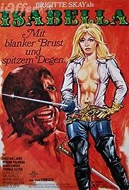 Isabella, duchessa dei diavoli Poster