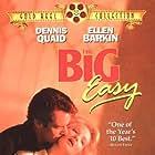 Ellen Barkin and Dennis Quaid in The Big Easy (1986)