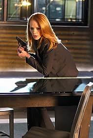 Marg Helgenberger in CSI: Crime Scene Investigation (2000)