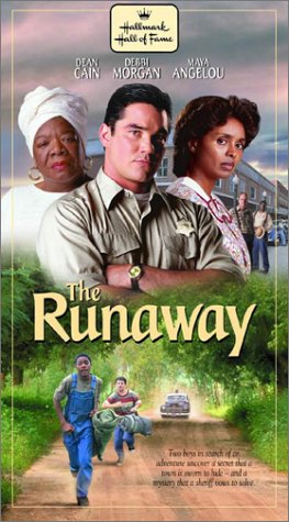 Dean Cain and Debbi Morgan in The Runaway (2000)