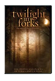 Twilight in Forks: The Saga of the Real Town Poster