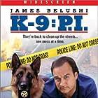 Jim Belushi and King in K-9: P.I. (2002)