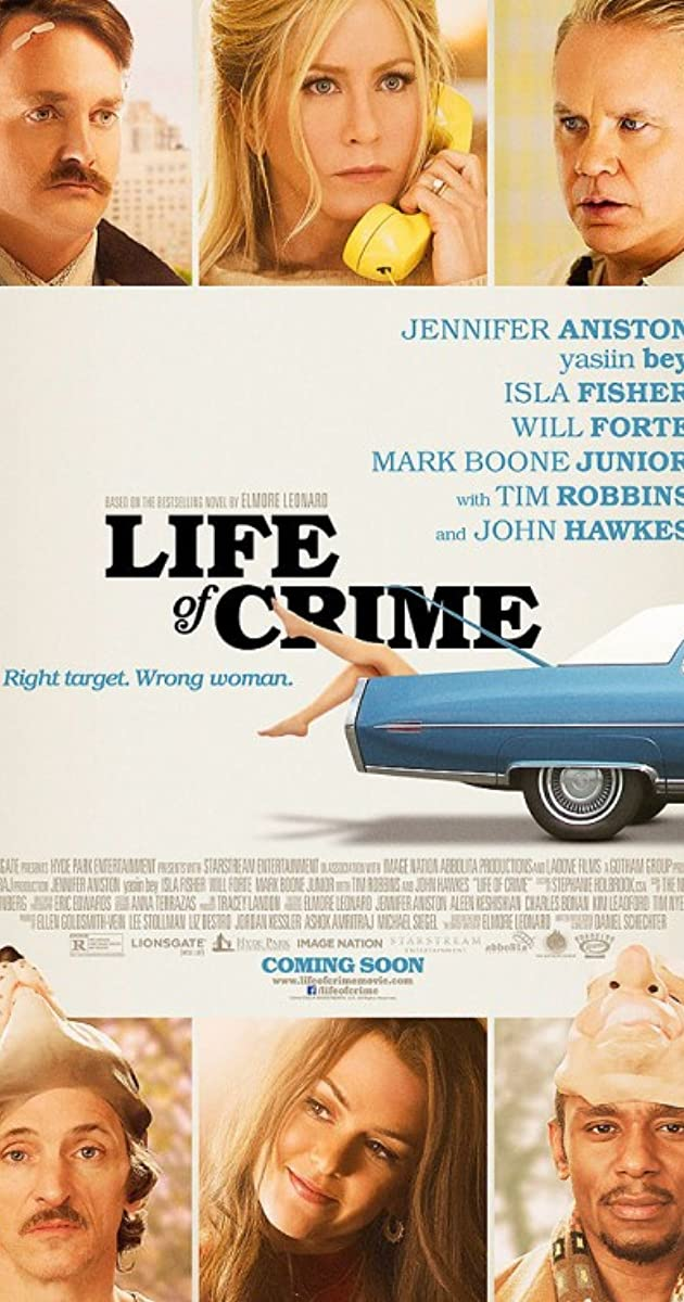 Subtitle of Life of Crime