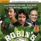 Tony Britton, David Kelly, and Richard O'Sullivan in Robin's Nest (1977)