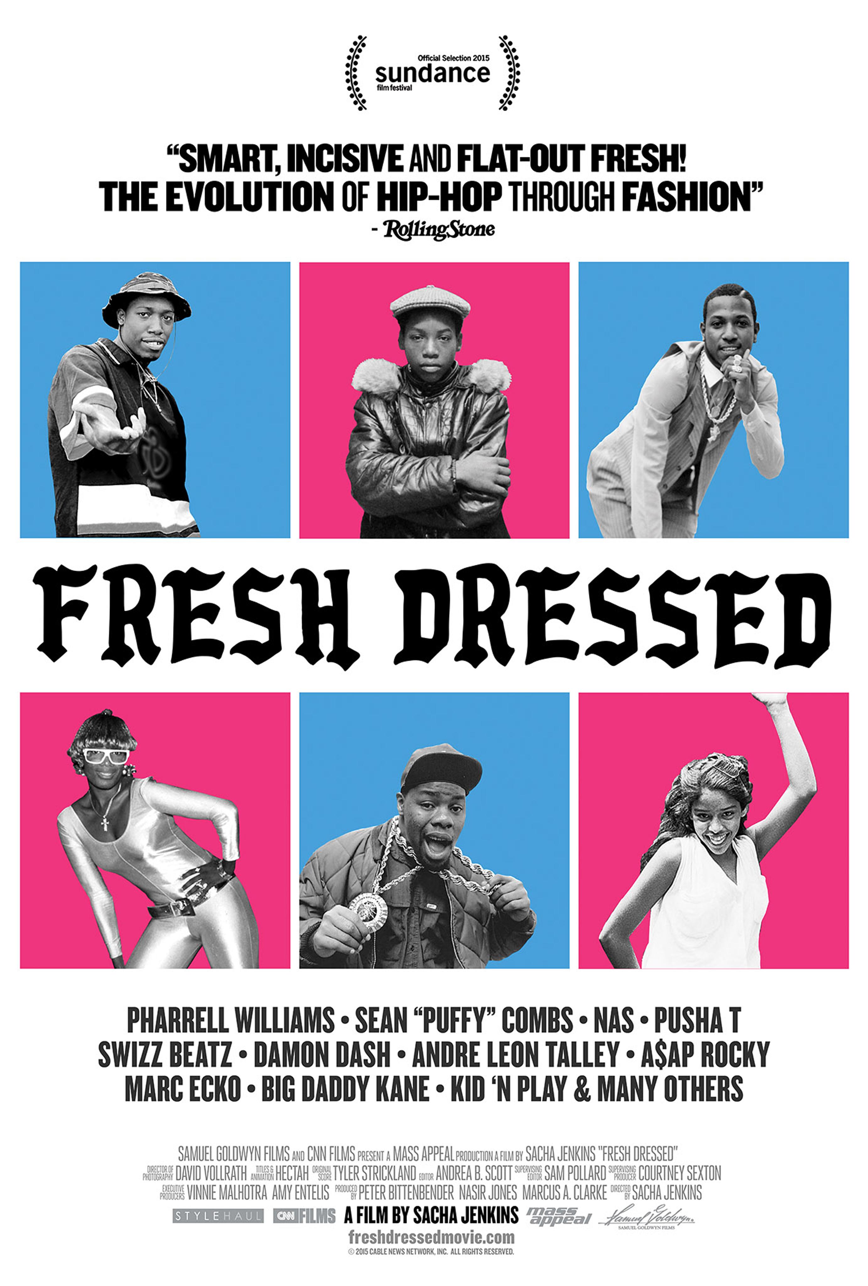 Fresh Dressed 2015 Imdb