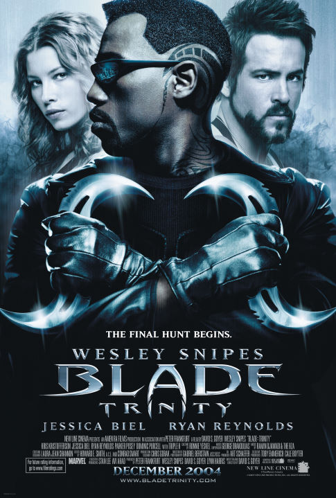 Blade: Trinity (2004) Hindi Dual Audio 400MB BluRay Download