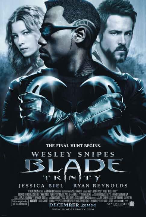 Blade: Trinity (2004) Hindi Dubbed