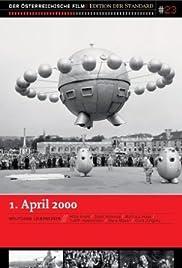 1. April 2000 Poster