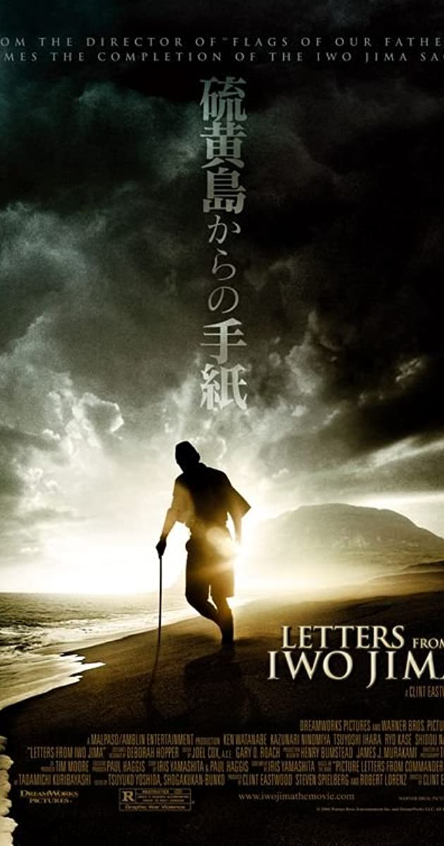 Subtitle of Letters from Iwo Jima