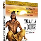 Rock Hudson, Gregg Palmer, and Barbara Rush in Taza, Son of Cochise (1954)