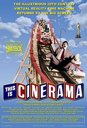 Where to stream This Is Cinerama