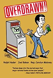 Overdrawn! Poster