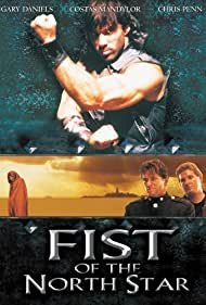 Chris Penn, Gary Daniels, and Costas Mandylor in Fist of the North Star (1995)