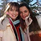Julia Ormond and Katja von Garnier at an event for Iron Jawed Angels (2004)