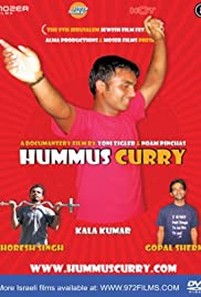 Hummus Curry Poster