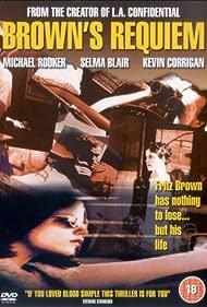 Selma Blair and Michael Rooker in Brown's Requiem (1998)