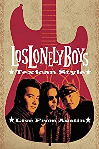 720p hd movie downloads Los Lonely Boys: Texican Style - Live from Austin by [Quad]