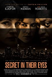 Secret in Their Eyes Free movie online at 123movies