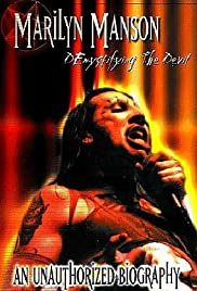 Demystifying the Devil: An Unauthorized Biography on Marilyn Manson Poster