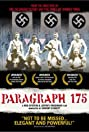 Paragraph 175 (2000) Poster