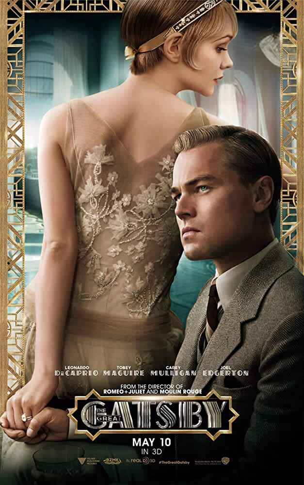 The Great Gatsby (2013) Hindi Dubbed