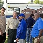 Reginald VelJohnson, Brad Garrett, D.L. Hughley, and Geoff Pierson in Glory Daze (2010)