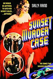 Sunset Murder Case(1938) Poster - Movie Forum, Cast, Reviews